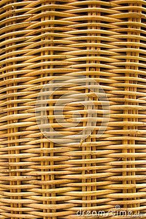 Texture of rattan weave.2
