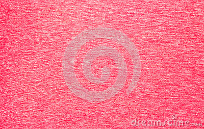 Texture of red cloth