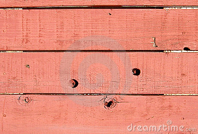 Texture: Red Wood Wall