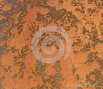 Texture: Rust