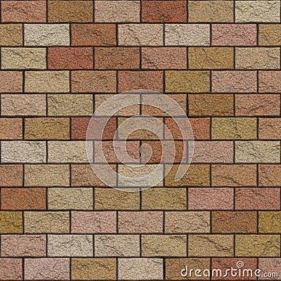 texture sans couture de vieux mur de briques illustration stock image 61958392. Black Bedroom Furniture Sets. Home Design Ideas