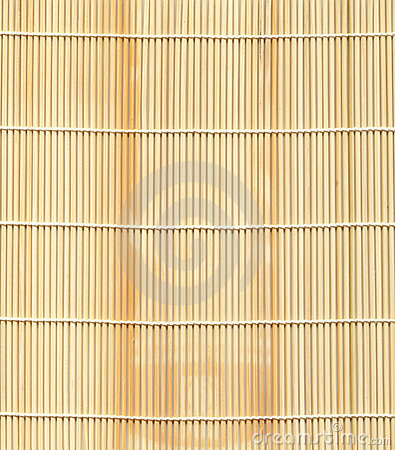 Free Texture Series: Bamboo Mat Royalty Free Stock Image - 470036