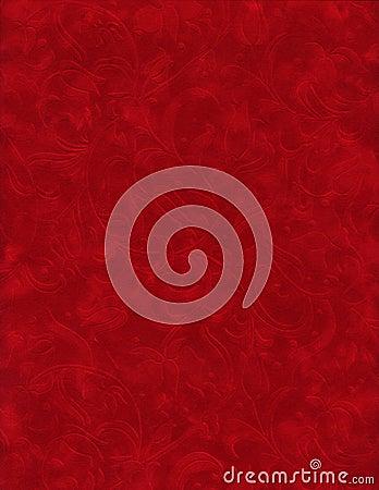 Texture Series - Red Velvet