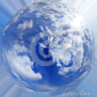 Free Texture Sky Clouds Blue  Planet Royalty Free Stock Photos - 43900128