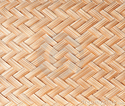 Texture of thai native weave