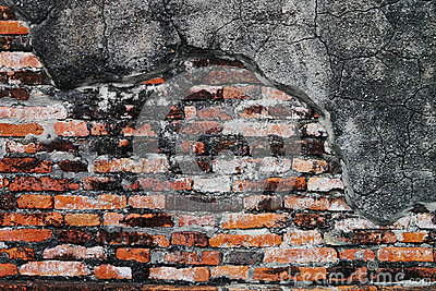 Textured background,old brick wall pattern
