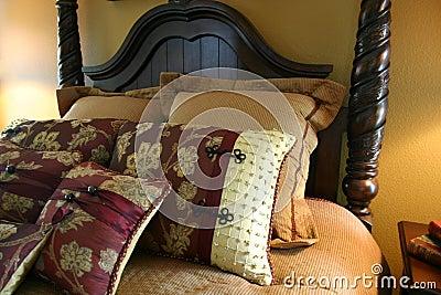 Textured Bed Pillows