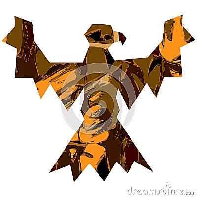 Textured Eagle