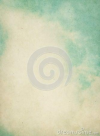 Textured Grunge Cloud