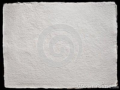 Textured Handmade Paper