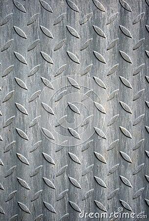 Textured metal