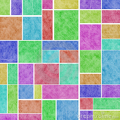 Textured multicolored background
