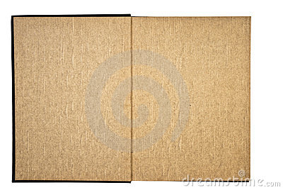 Textured Pages in a Book