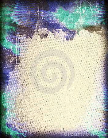 Textured Paper With Border