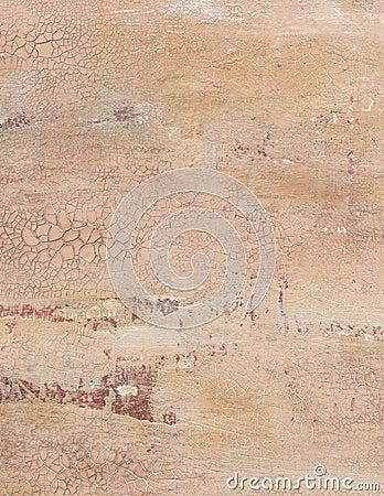 Textured plaster background