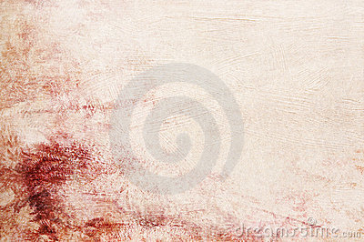 Textured red pink beige background - space for tex