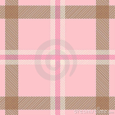 Textured tartan plaid pattern