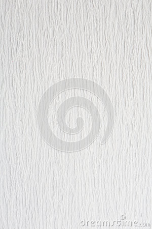 Textured white paper