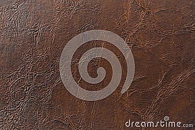 Texturerad läderbakgrund