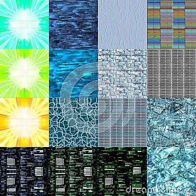 Textures hi-tech 1