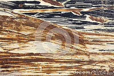 Textures - metallic _ scratched paint