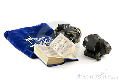 Tfillin and Siddur
