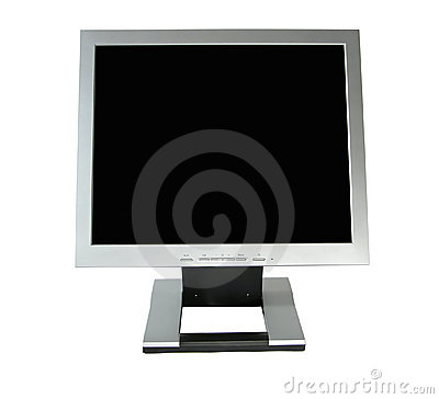 Free TFT - Slim Screen 2 Stock Photo - 2170