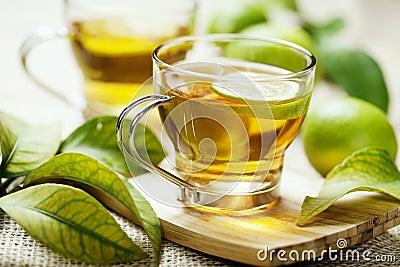Thé de citron