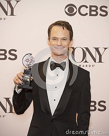 68th Annual Tony Awards Editorial Stock Photo