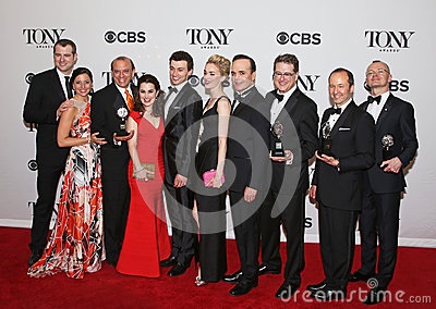 68th Annual Tony Awards Editorial Photo