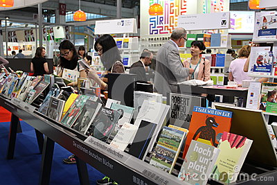 20th beijing international book fair Editorial Stock Image