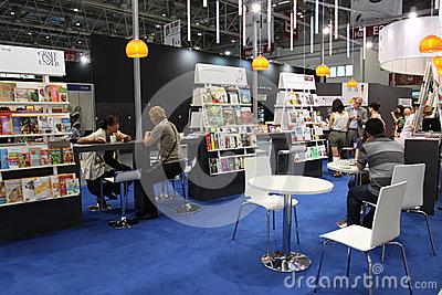 20th beijing international book fair Editorial Photography