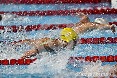 15th FINA WORLD CHAMPIONSHIPS Barcelona 2013 Editorial Photography