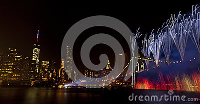 4th of July celebration New York City (2014)