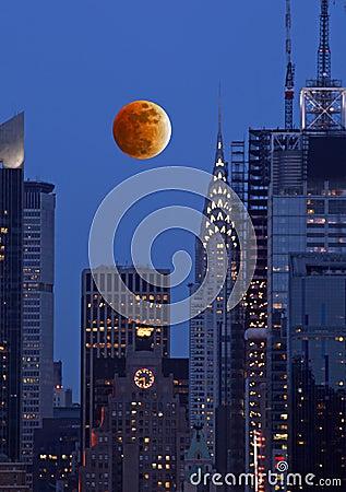 Free Th New York City Skyline Stock Image - 5243681