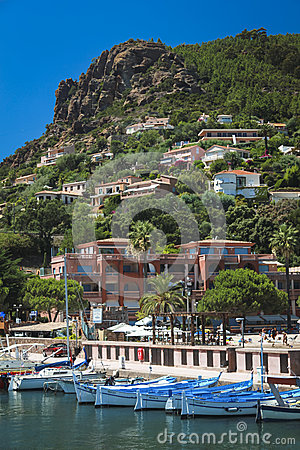 Free Théoule Sur Mer Cannes Coast French Riviera South France Royalty Free Stock Photos - 31446568