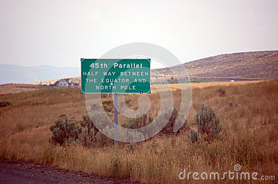 45 th Parallel