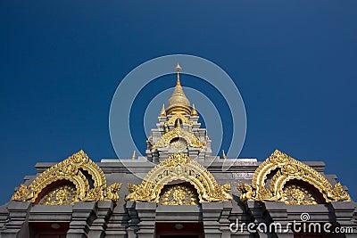 Thai ancient building