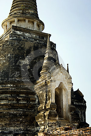 Thai ancient temples