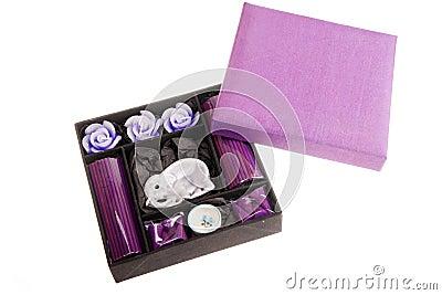 Thai aroma set