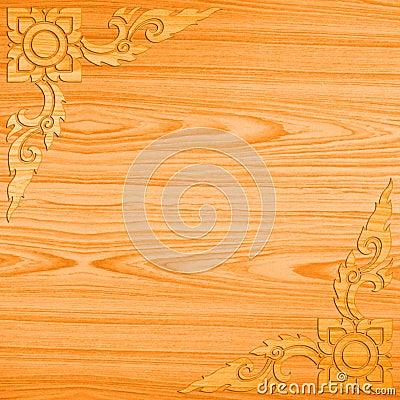 Thai art frame