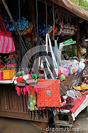 Thai bags.