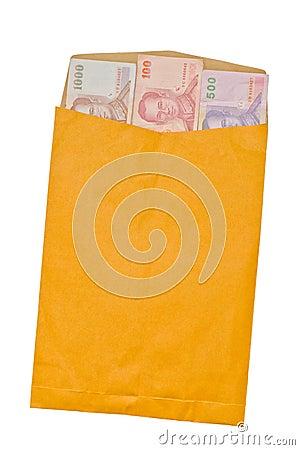 Thai banknote.