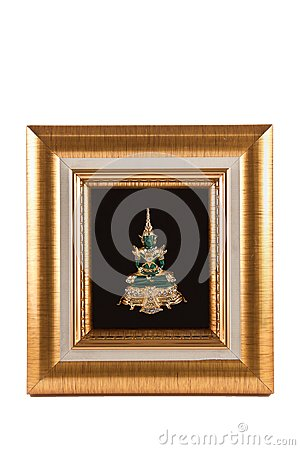 Thai Emerald buddha