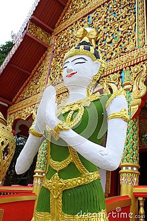 Thai faerie idol
