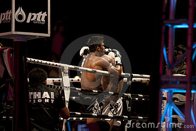 Thai Fight Editorial Photography