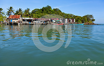 Thai Fishing Village