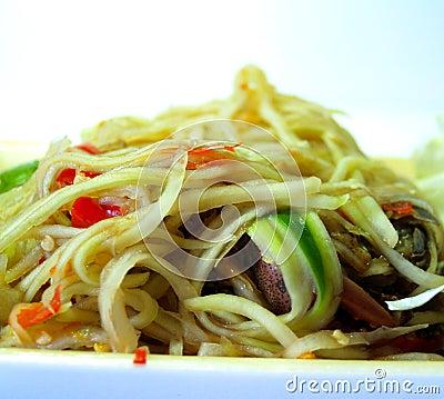 Free Thai Food 05 Royalty Free Stock Image - 488626