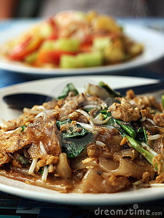 Free Thai Food 3 Royalty Free Stock Image - 12286096