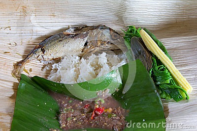 Thai food is spicy package with outdoor activity
